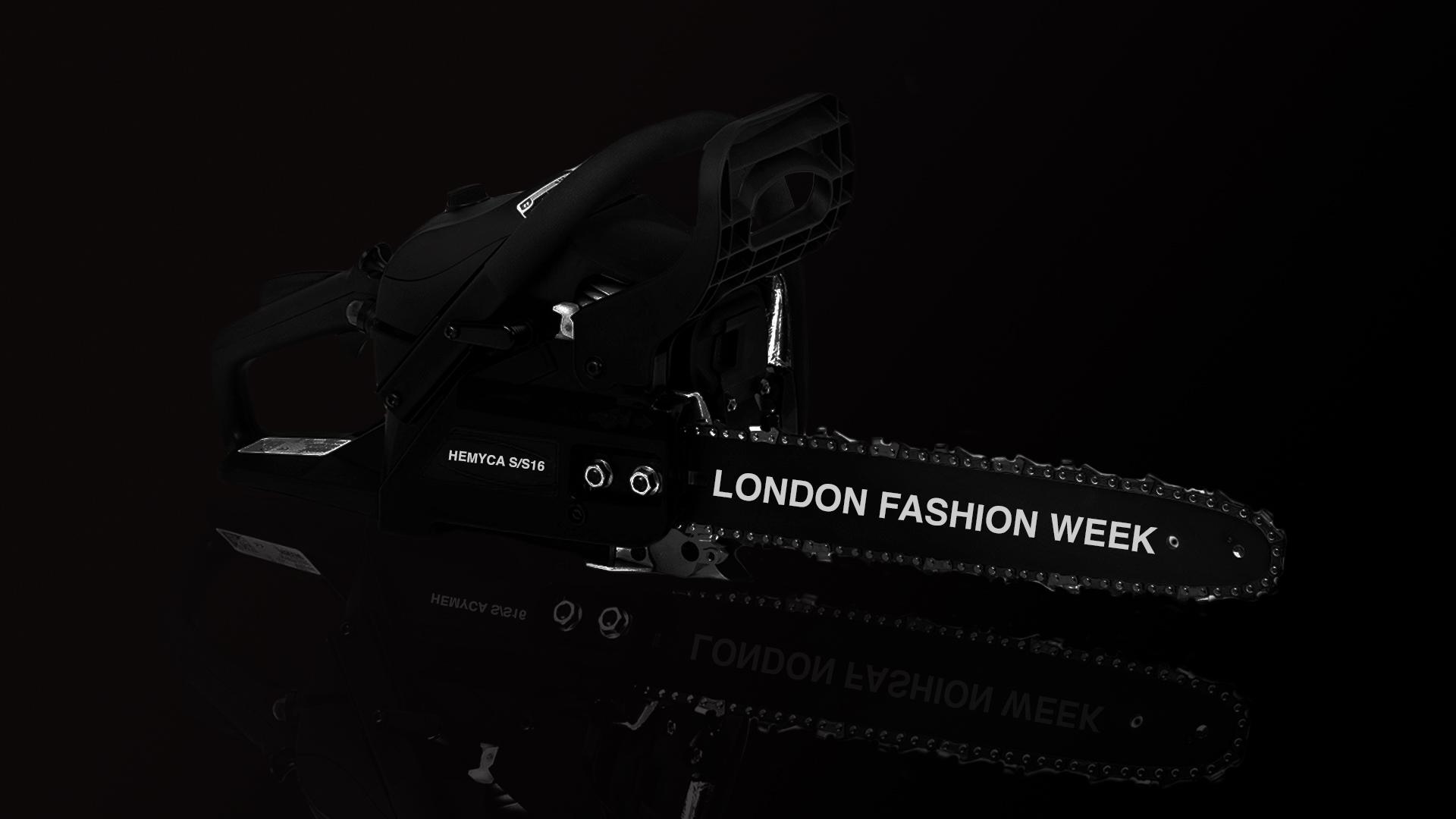 HEMYCA, London Fashion Week