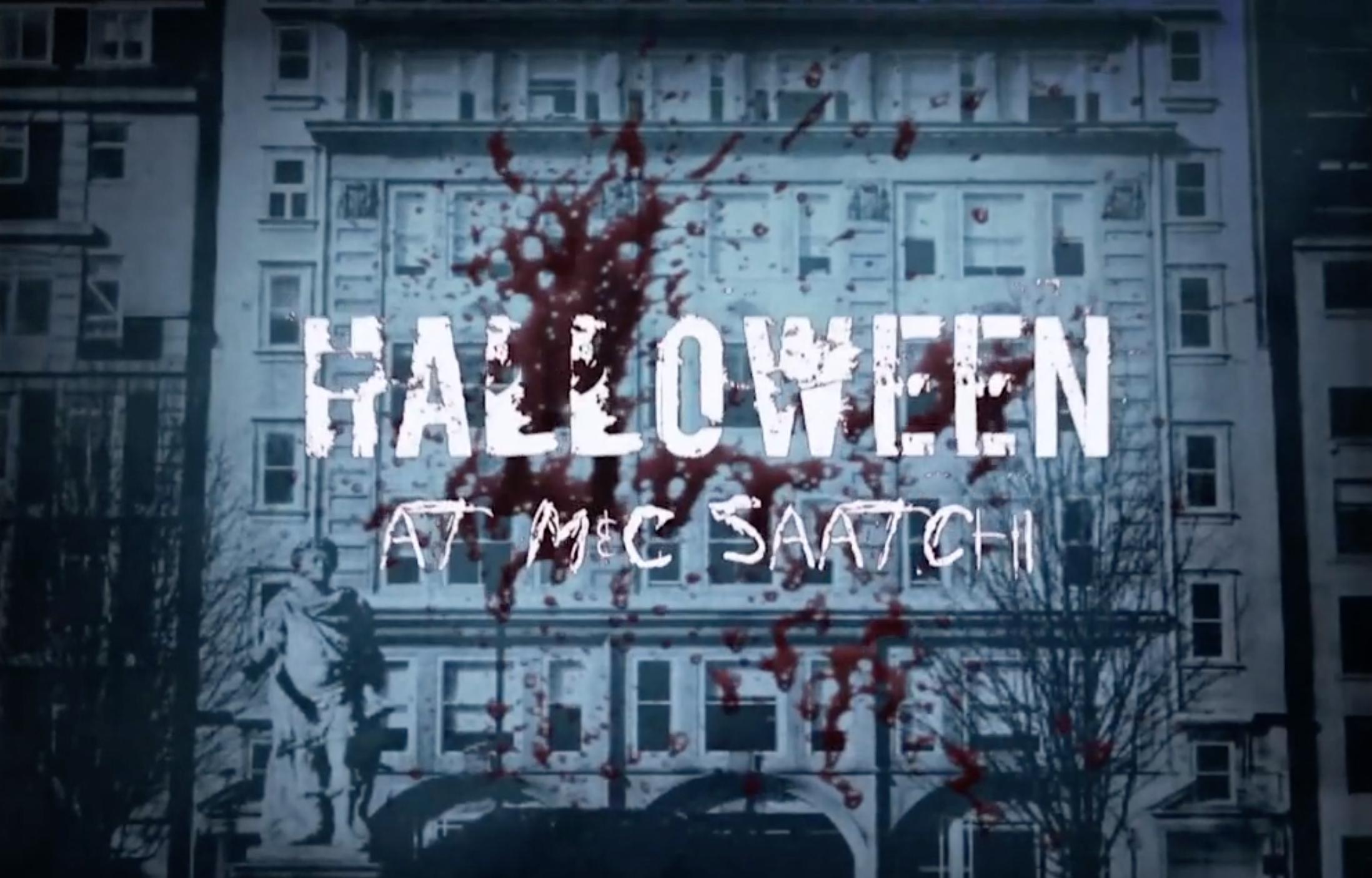 Halloween at M&C Saatchi